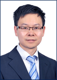 Headshot of Austin Huang - Assitant VPE Engineering Operations
