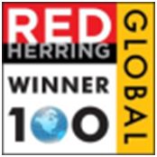 RedHerring Winner - Global 100.