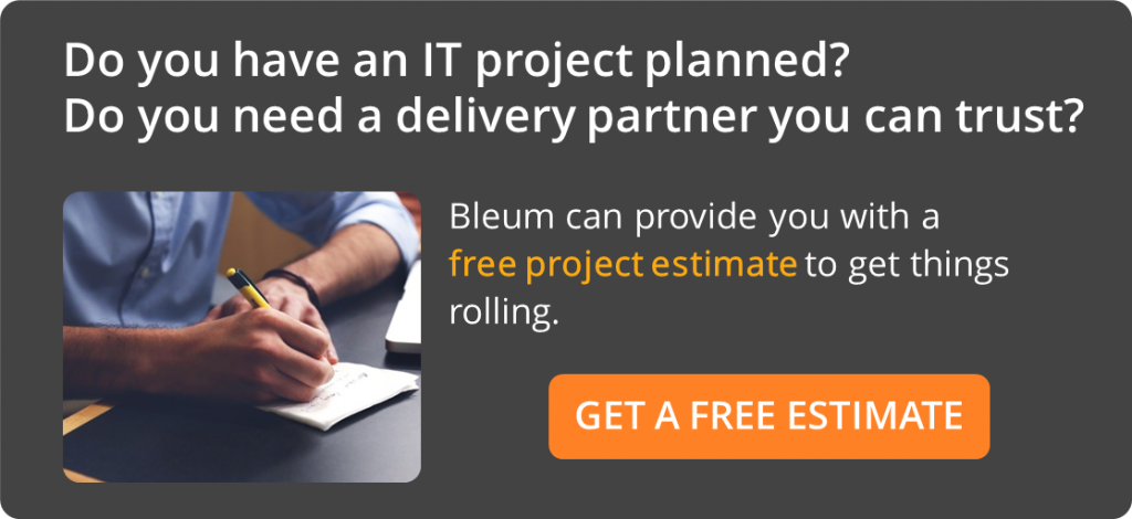 Do you have an IT project planned in China? Click here to get a free project estimate from Bleum.