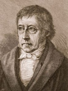 Georg Hegel portrait (public domain)